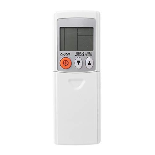 JENOR KD06ES - Mando a distancia de repuesto para mando a distancia de aire acondicionado inteligente para Mitsubishi KM05E KD05D KM09A KM09D KM09E KM09G
