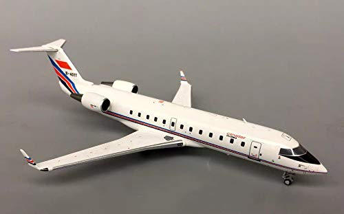 NG Model People?s Llberation Army Air Force BOMBARDIER CRJ-200ER B-4011 1/200 diecast Plane Model Aircraft