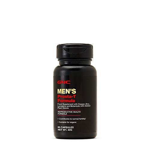 Fórmula Porosta-T GNC para hombres, 60 cápsulas, apoya la salud sexual