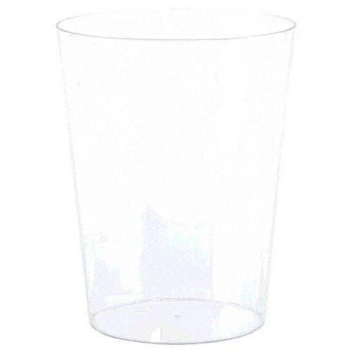 amscan 19,3cm groß, Kunststoff Zylinder Container