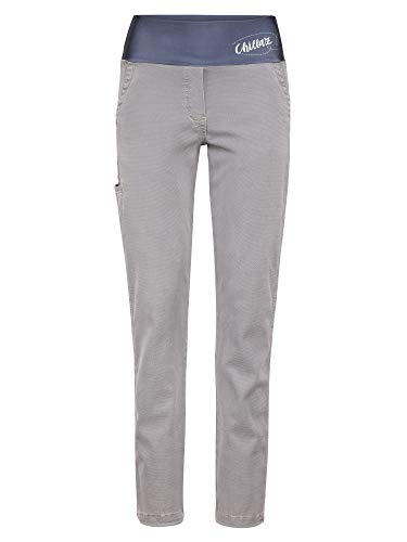 Chillaz W Helge Grau, Damen Hose, Größe 42 - Farbe Grey