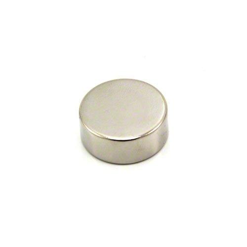 Magnet Expert 25 mm de diamètre x 10 mm d'épaisseur N42 Aimant Néodyme - Pull 16.5 kg