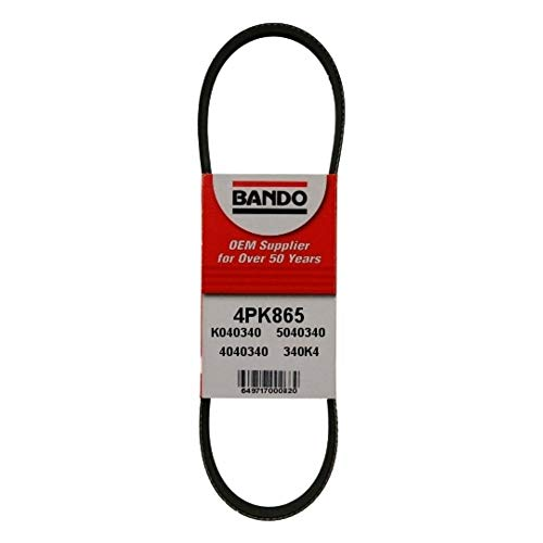 Bando 4PK865 OEM Quality Serpentine Belt