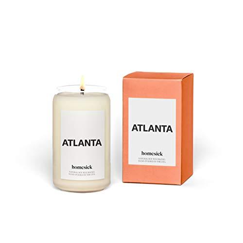 Homesick Scented Candle, Atlanta
