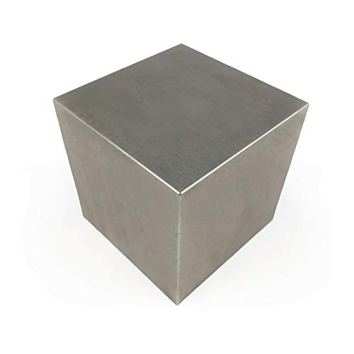 The 4' Tungsten Cube - Biggest Size