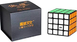 Cubelelo MoYu AoSu GTS2 M 4x4 Black (Magnetic) 4x4x4 Speed Cube Magic Cube Magnetic Puzzle
