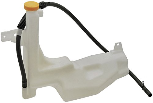 Dorman 603-607 Coolant Reservoir Bottle, Black