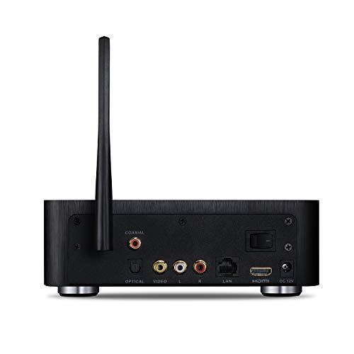Himedia™ Q100 4K (Ultra-HD) HDR & 3D Android TV Box - Mini-PC mit 3.5