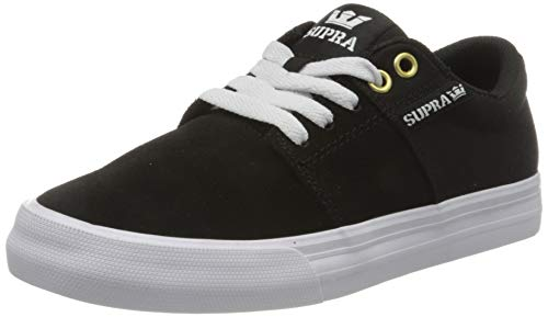 Supra Stacks II Vulc, Zapatillas de Skateboard Unisex Adulto