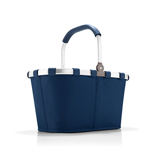 reisenthel carrybag dark blue Maße: 48 x 29 x 28 cm/Volumen: 22 l