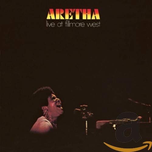 Aretha Live At Fillmore (Japan Atlantic)