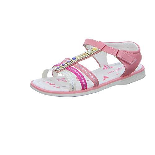 GIRLZ ONLY XM-0425-111 Mädchen Sandalette, Größe 25