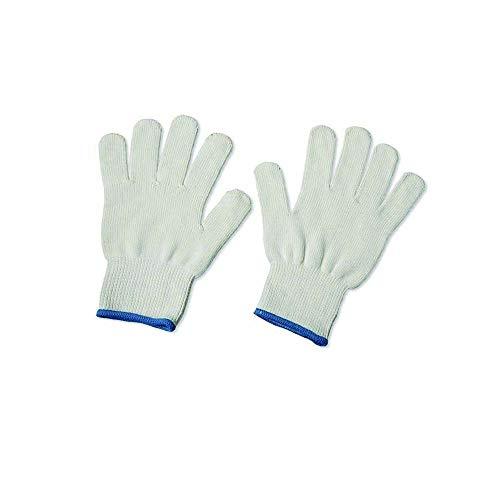 セーフラン(SAFERUN) 綿特軍手 作業用手袋 白 12組セット 材質:綿、ポリエステル、その他