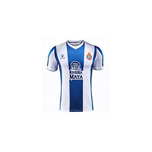 KELME - Camiseta 1ª Equipacion 19/20 R.c.d. Espanyol