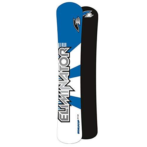 F2 RACEBOARD Snowboard Eliminator WORLDCUP WC TX Carbon Kevlar 2020~163 cm