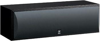 Yamaha NS-C210BL Center Channel Speaker Black