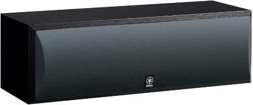 Why Choose Yamaha NS-C210BL Center Channel Speaker, Black