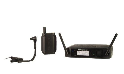Shure GLXD14/B98 Digital Instrument Wireless System with Beta 98H/C Microphone, Z2
