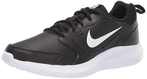 Nike Men's Todos Running Shoe, Black/White, 9.5 Regular US