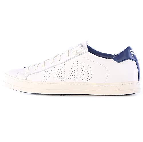 P448 John S21B Herren-Sneaker, - cremefarben - Größe: 42 EU