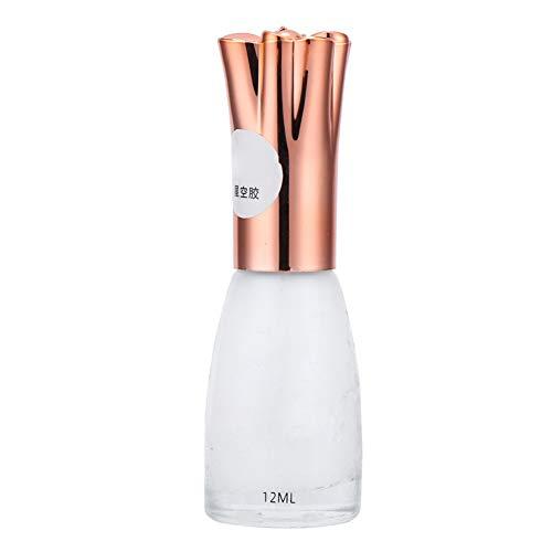 Rotekt 12ml Nail Art Colle UV Gel Transfert de Polonais Autocollant Colle Adhésive DIY Manucure