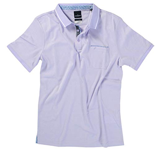 Polo-Shirt Stefan rot Gr. M - (75008 191 901 FB:230 GR. M)
