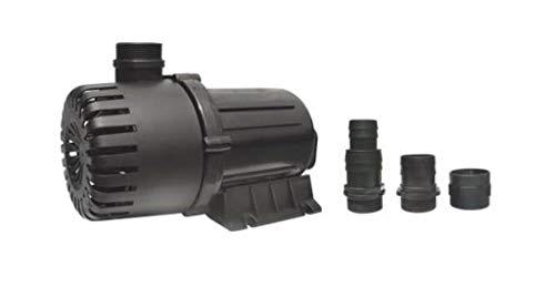 RESUN PG Pumpe Bachlaufpumpe Wasserpumpe PG-15000 Teichpumpe Filterspeisepumpe