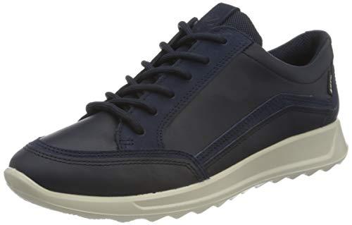 ECCO Damen Flexure Runner W SkyNight Sneaker, Blau (Night Sky/Night Sky), 40 EU