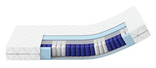Matratzen Perfekt Matratzen Perfekt Tonnentaschenfederkern-Matratze Höhe 20 Bild