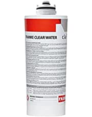 Franke Waterfilter 133.0284.026, lichtgrijs/rood