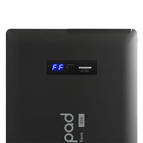 国内正規品Linksenerpad高出力大容量AC/USB/Type-C対応モバイルバッテリー(80,400mAh)