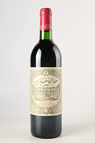 DULUC DE BRANAIRE DUCRU 1993 - Second vin