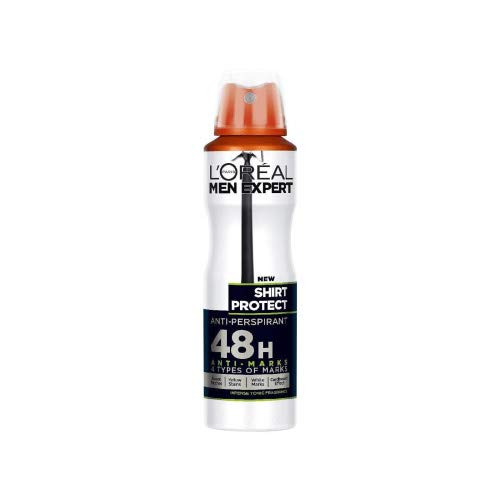 Loreal-Care Men Expert Shirt Protect Deodorant Spray 150Ml 150 ml