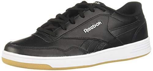 Reebok Royal Techque T, Scarpe da Tennis Uomo, Multicolore (Black/White/Gum 000), 38.5 EU