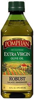 Pompeian Robust Extra Virgin Olive Oil 16 FL. OZ.