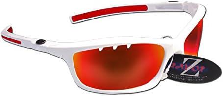 p/êche chasse Rayzor Lunettes de soleil l/ég/ères et incassables pour homme et femme Verres professionnels pour tir /à larc randonn/ée voile Protection des yeux UV400
