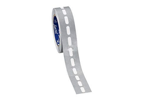 Kantenverschlussband 37 mm x 15 m mit Membranen für Stegplatten