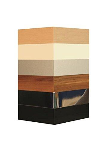 Breckle Polsterbett, Bett 120 x 200 cm Holtana Comfort 28 cm Höhe Stärke 3 cm Bündig Textil schwarz