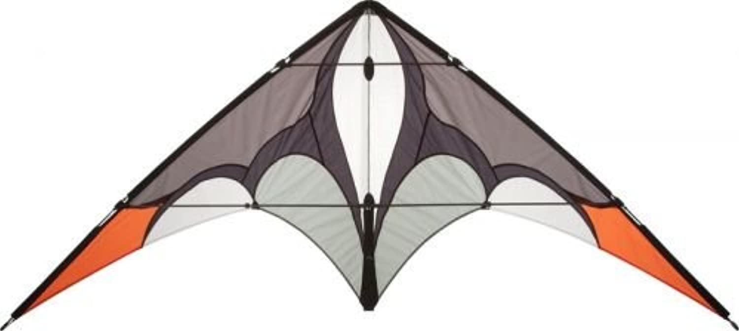 HQ Infrarot-Ready to Fly Jive II Kite–Silber