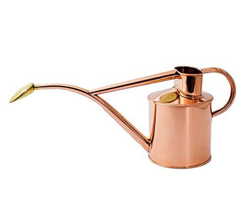 Haws V1811L Handarbeit Kupfer Gießkanne–Gold