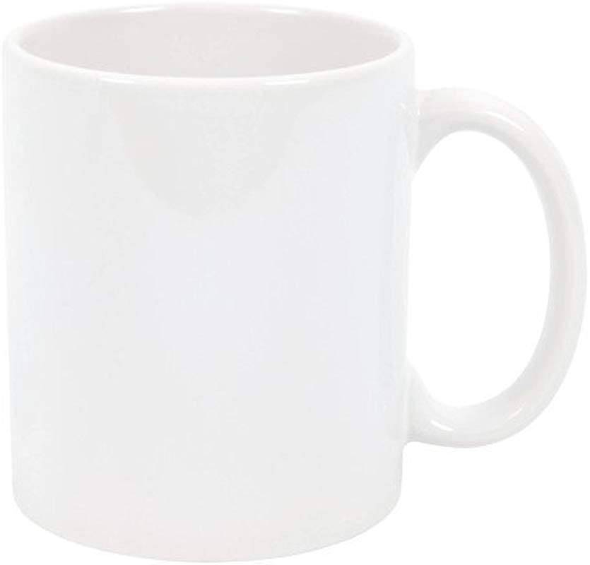 PhotoUSA 36 Piece ORCA Coated Ceramic Mug 11 Oz Blank