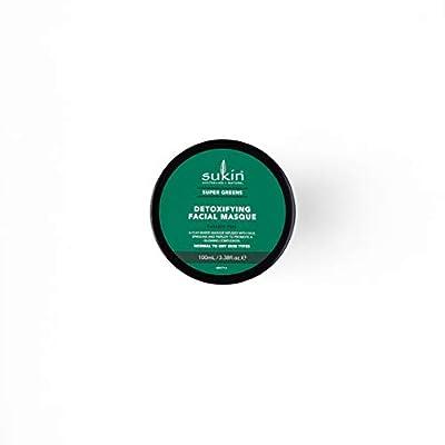 Sukin Super Greens Detoxifying Facial Masque 100ml from BWX PTY LTD