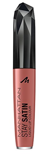 Manhattan Stay Satin Liquid Lip Colour, Farbe 145 Proud
