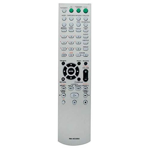 VINABTY RM-ADU002 Telecomando sostitutivo adatto per SONY Sistema Home Cinema DVD AV DAV-DZ10 DAV-DX150 HCDDX255 DAV-DZ100 DAV-DX150 DAVDX155 DAVDX315 DAV-DZ10 DAVDX255 DAVDZ110