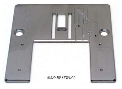 Best Price Even Feed/Walking Foot #214875014 Replacement for New Home Front Load 5MM W/Teeth & Guide