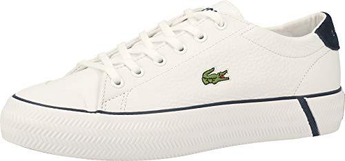 Sapato Lacoste GRIPSHOT 120 5 CFA Feminino Branco/Azul 39