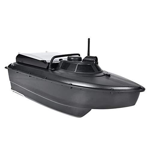 JULYKAI Navegación GPS UE 110-240V Barco de Cebo para Peces, Buscador de Peces Barco para señuelos, para Lago de Piscina