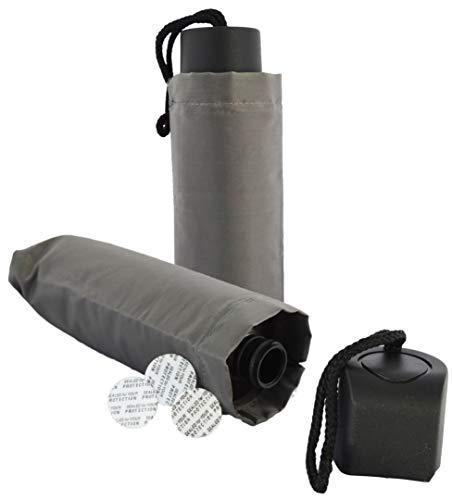 BoozeBrella Umbrella Flask by Smuggle Mug - Disguised 9 oz Flask - Hidden Flask - Choose Color (Gray)
