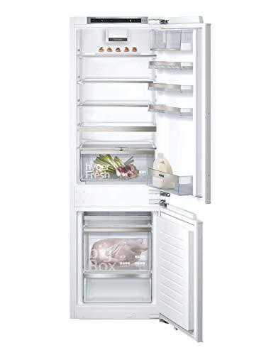 Siemens KI86NADF0 iQ500 Einbau-Kühlgefrierkombination / A++ / 221 kWh/Jahr / 255 l / noFrost / hyperFresh Plus / LED Beleuchtung