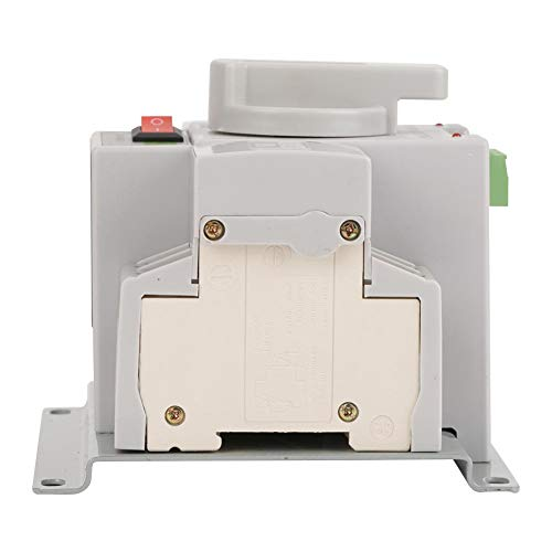 Zwinner Interruptor, Interruptor de Transferencia automática de 220 V 63 A, Equipo de distribución de energía para Edificios de oficinas, disyuntor de Suministro de energía